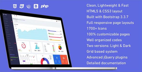 Big Ben - Responsive Admin Dashboard Template