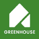 GreenHouse - Creative Business PSD Template