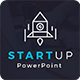 Startup Company Pitch Deck PowerPoint Template