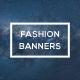 Fashion Banners vol. 2