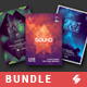 Progressive Sound vol.5 - Party Flyer / Poster Templates Bundle