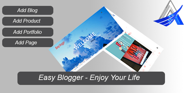 Download Easy Blogger nulled download