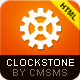 Clockstone - Ultimate Website Template - ThemeForest Item for Sale
