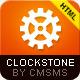 Clockstone - Ultimate Website Template - Creative modèles de site