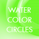Water Color Circles