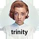 Trinity – Dashboard PSD and Sketch