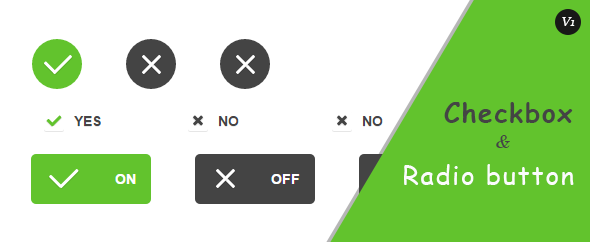 Download Checkbox & Radio Button nulled download