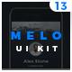 Melo App Ui Kit
