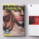 Creativity Magazine Template 40 Page