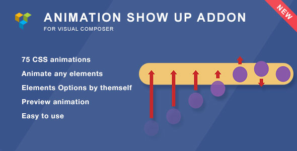 Download Animation ShowUp - Visual Composer Addon nulled download