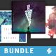Creative Sound Collection 2 - CD Cover Artwork Templates Bundle