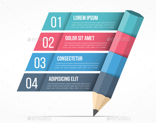 Graphicriver Education Infographics 19281543