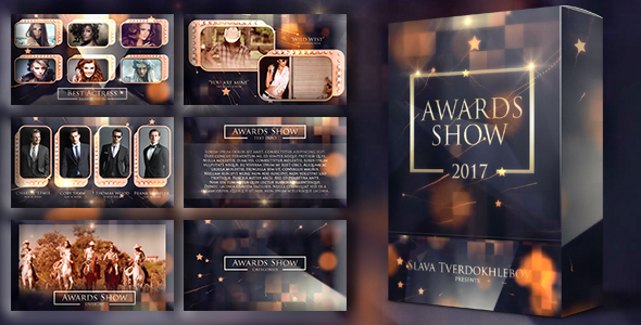 VideoHive Awards Show 19281567