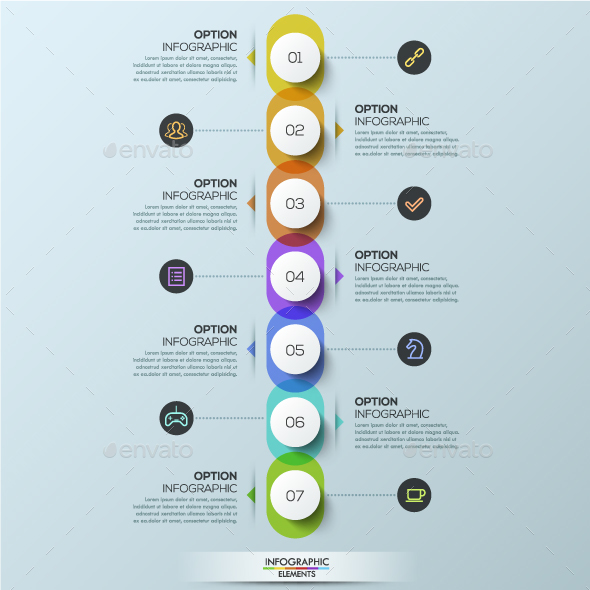 Graphicriver Modern Infographic Timeline Template 19283082