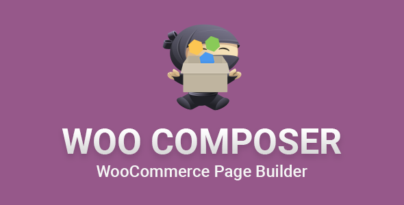 Download WooComposer - Page Builder for WooCommerce nulled download