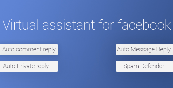 Download Virtual Assistant For Facebook nulled download