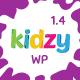 KIDZY - Responsive Kindergarten & Preschool WordPress Theme