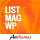 List Mag WP - A Responsive WordPress Blog Theme