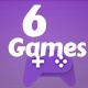 6 Games Bundle-3