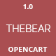 Thebear - OpenCart Responsive Theme