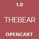 Thebear - OpenCart Responsive Theme