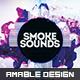 Smoke Sounds Flyer/Poster