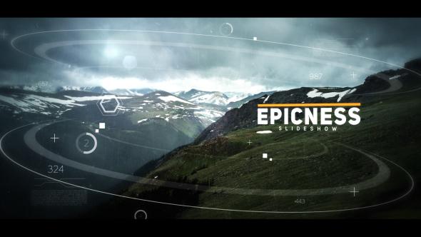 VideoHive Epicness Slideshow 19286468