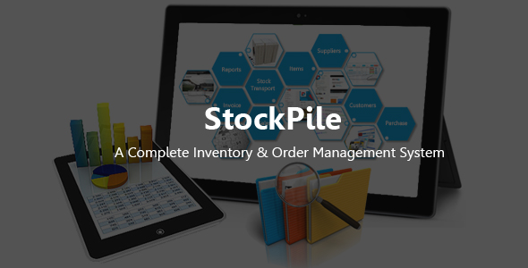 Download StockPile - Complete Inventory and Order Management System nulled download