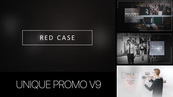 VideoHive Unique Promo v9 19287397