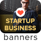 StartUp Business Banners