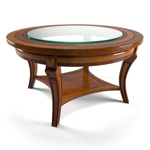 3DOcean Puccini Ciliegio Table 19287612