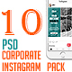 Corporate Business Instagram Pack