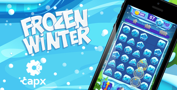 Download Frozen Winter Match 3 nulled download