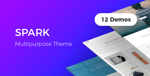 Download Spark | Multi-Purpose WordPress Theme nulled download