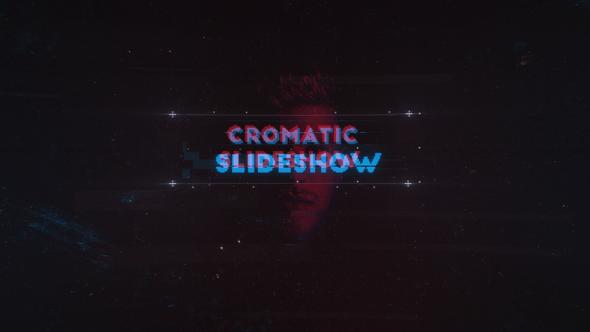 VideoHive Chromatic Slideshow 19277592