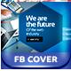 Corporate Facebook Cover V2