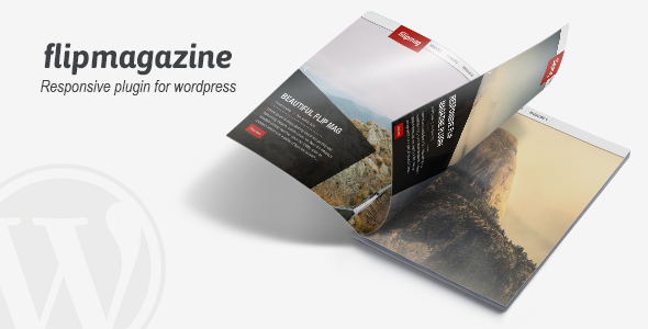 Flip Magazine - Responsive wordpress plugin