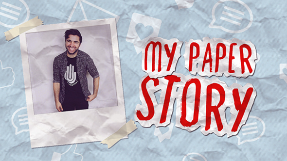 VideoHive My Paper Story 19288485