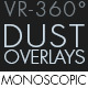 Dust Particle Overlays VR-360° Editors Pack (Monoscopic)