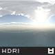 High Resolution sky HDRi Map 008