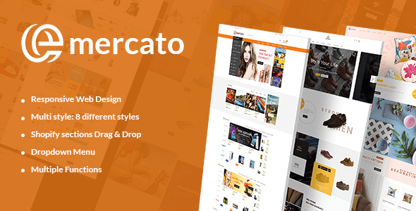 Download Emercato | Supermarket Responsive Shopify Theme - Multi-Styles & Niche Designs nulled download