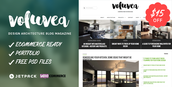 Voluvea - Home Design Blog Magazine