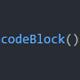 codeBlockCo