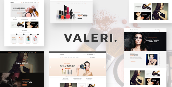 Download Valeri - Responsive Prestashop Theme for Beauty SPA and Salons nulled download