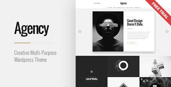 Agency | Creative Multi-Purpose WordPress Theme
