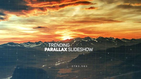 VideoHive Inspiring Parallax Slideshow 19291034