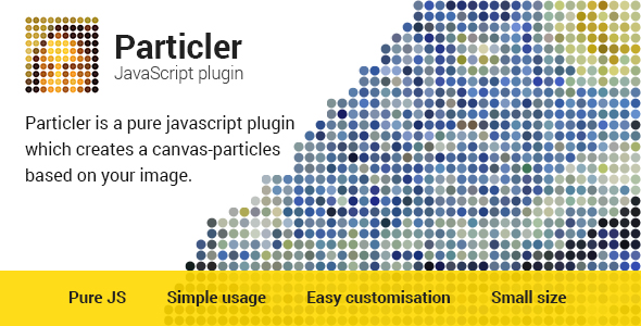 Download Particler JavaScript Plugin nulled download
