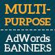 Fashion Web Adwords Banners