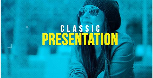 VideoHive Classic Presentation 19291165
