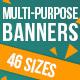 Weekend Sale AdWords Banners